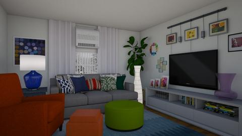 FS Mstr Wisdom Fam Health - Modern - Living room - by Daisy de Arias