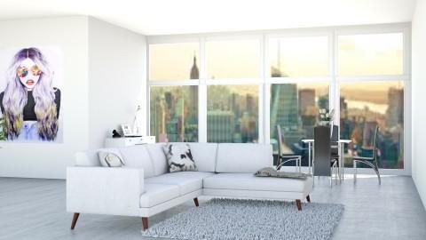 modern living  - Modern - by calelegh170