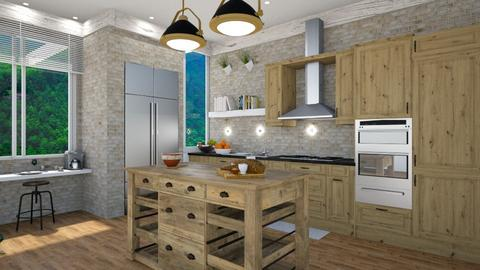 IP Artisan Kitchen - by Aymee Estrella