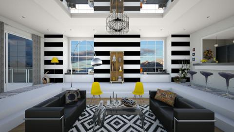 design - Modern - Living room - by evahassing