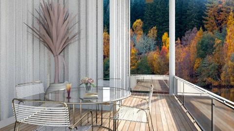 Balcony - Classic - Garden - by NancySs