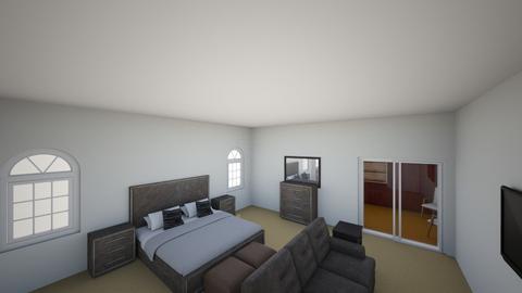 both - Bedroom - by Bri2007