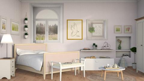 Bedroom 3 - Bedroom - by Sally Simpson