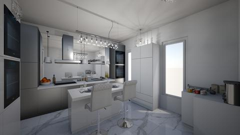 fancy morning diamond to  - Modern - Kitchen - by jade1111