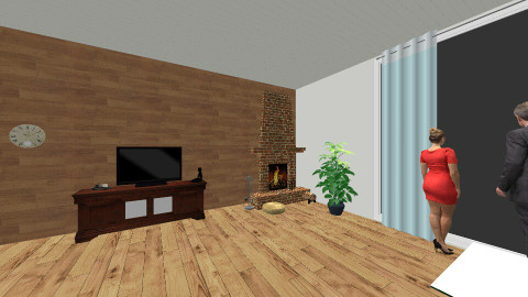 zori2 - Living room - by mitevaz