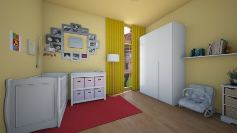 Dozsa - Minimal - Kids room - by Ritus13