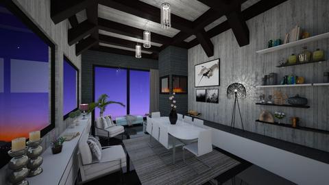 orinta - Modern - Dining room - by mari mar