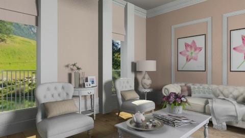 Granny Livingroom  - Living room - by noosah omar