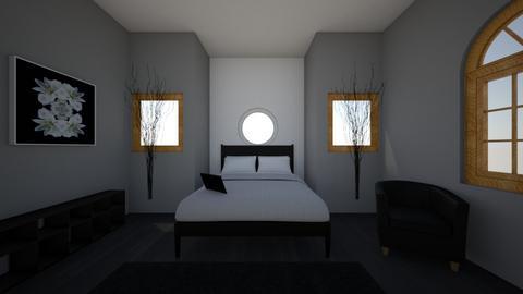 Bedroom Design - Modern - Bedroom - by averyhines2003design