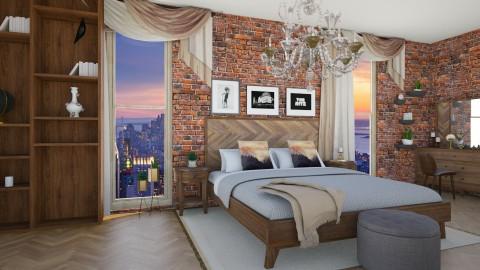 Herring - Bedroom - by 532johanna
