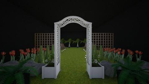 dream garden - by zacabot123