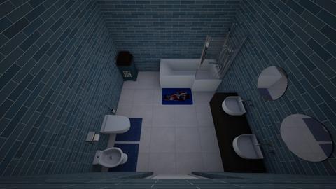 La Casa de mis Suenos - Bathroom - by jacobnelson22