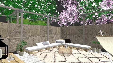 Patio - Garden - by Yate