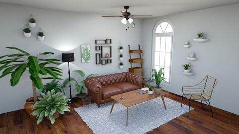 Bamboo Theme Living Room - Global - Living room - by aubriconradt820