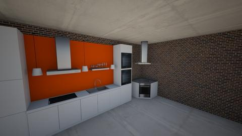 1 - Kitchen - by dimasurgut