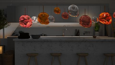 Midnight Snack - Kitchen - by _Wanderlust_