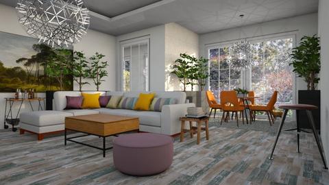 fresh - Living room - by ClaraBart
