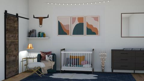 Bby girl - Kids room - by thomanjenna