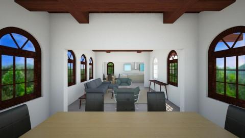 Homey - Modern - Living room - by thebye