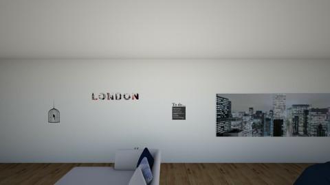relax room - by chiara passerini