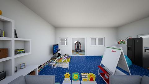 nursery - Country - Kids room - by ROZ_88