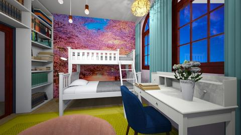 kids 5 - Kids room - by AdrianaPantoiu2