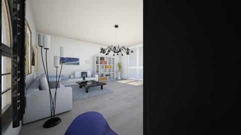 MariaNamjoon - Modern - Living room - by Maria_Kim