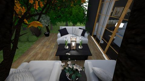 patio - Living room - by jeverage