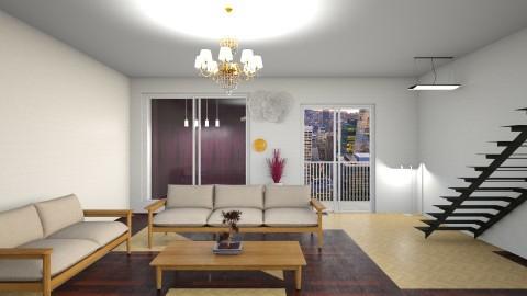 wood proc2 - Living room - by fifi sefriyani