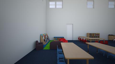 ECE 101 Room - Kids room - by KGJDFKMUMTETCGVKBXEZMDJAEDPCMQT
