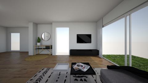Yossi ben zaken 4 - Living room - by erlichroni