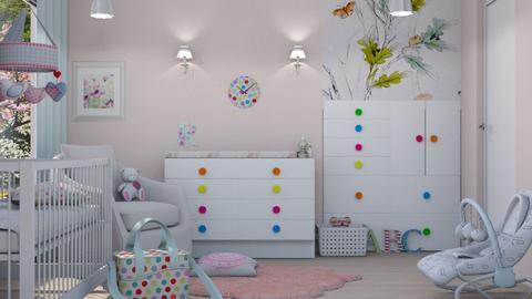 M_P N - Kids room - by milyca8