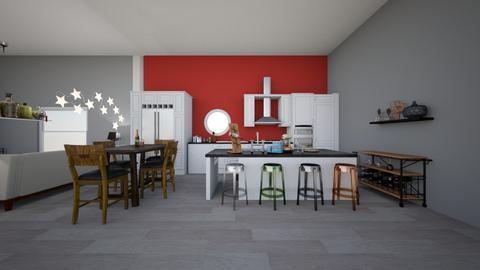 Kitchen - Kitchen - by emilyhunsickerrrrr