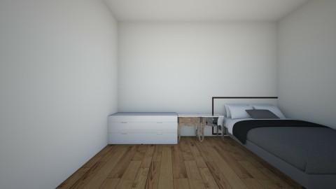 practis - Bedroom - by 14lknowles