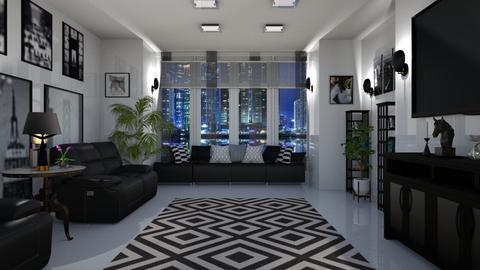 Template Baywindow Room - by Abbit