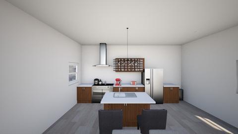 santos - Kitchen - by santos bb