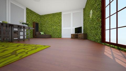 Living room - Classic - Living room - by Laura Marija Skinderska