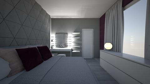 schlafzimmer1 lila - by linascreations