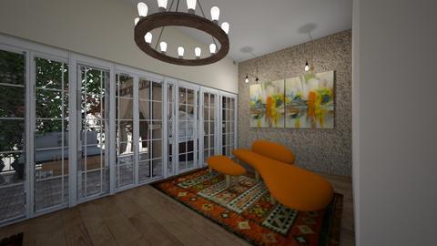 hotel room 6 - by mali savir