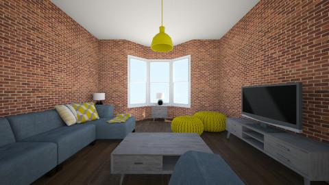 modern home - Modern - by Jack Bodington