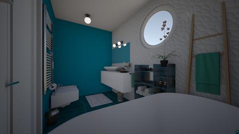 bluebath - Modern - Bathroom - by Bddesign