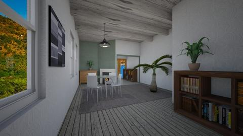 mooi - Living room - by Sarah De Clercq