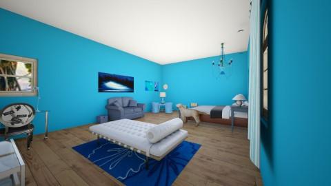 Lauras Room - Country - Bedroom - by elladesign