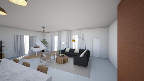 Nimitz Living  - Vintage - Living room - by ceska671