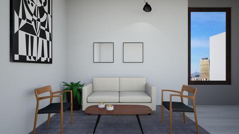 Proyecto Oficinas Caucaso - Office - by Jlo Design