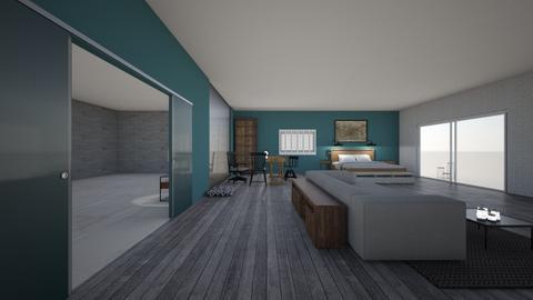 trfd - Bedroom - by TRMVM