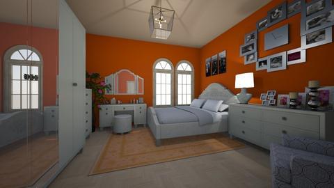 g - Bedroom - by Ritus13