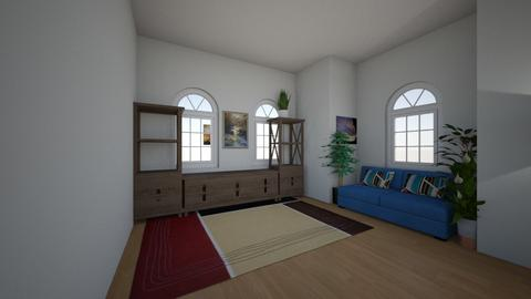 Tandas Living Room - Eclectic - Living room - by SmithFACS