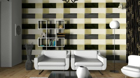simple cosy3 - Modern - Living room - by monicasabile