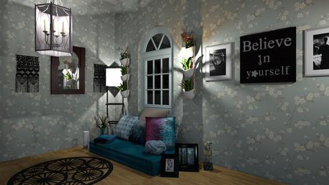 My Corner - by zenaalomran